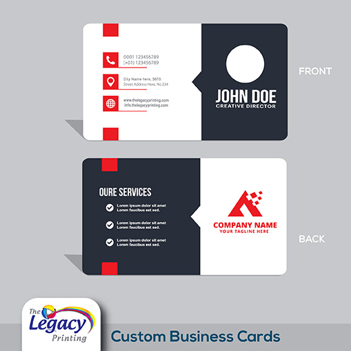 Online business cards printing custom online business cards printing stars reheart