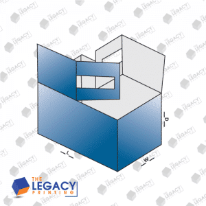glass carriers boxes