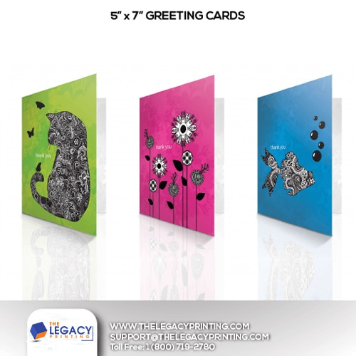 greeting card printer