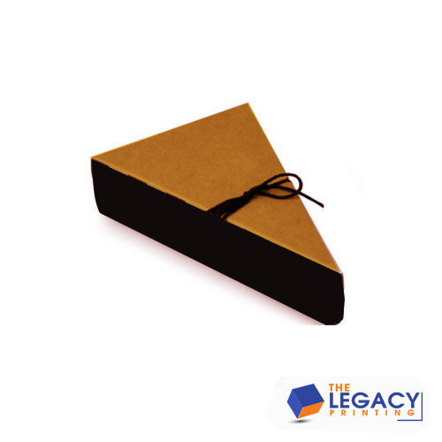 Personalized pie boxes