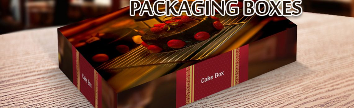 Bakery Products Packaging Boxes Reflect Quality of Bakery Products