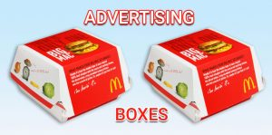 advertising boxes printing