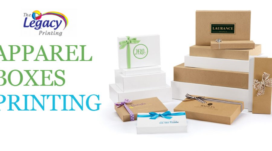 Stylish Apparel Boxes are the Garments Retail Essential