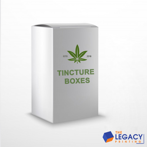 Tincture Box packaging