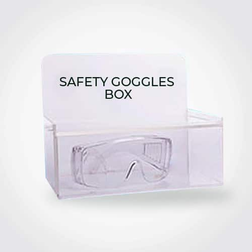 goggles boxes