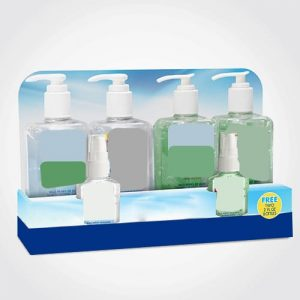 Hand Sanitizer Boxes