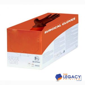 glove packaging boxes