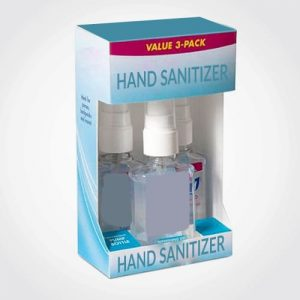 Hand Sanitizer Packaging Boxes