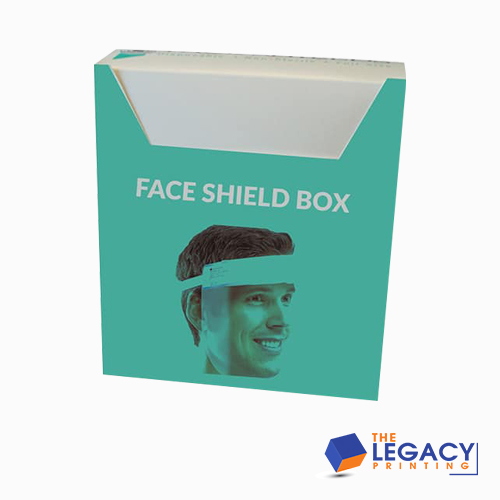 Custom Printed Face Shield 02