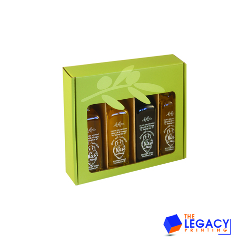 Custom Printed Bottle Boxes
