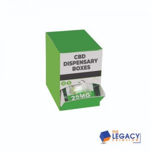 CBD Dispensary Box packaging