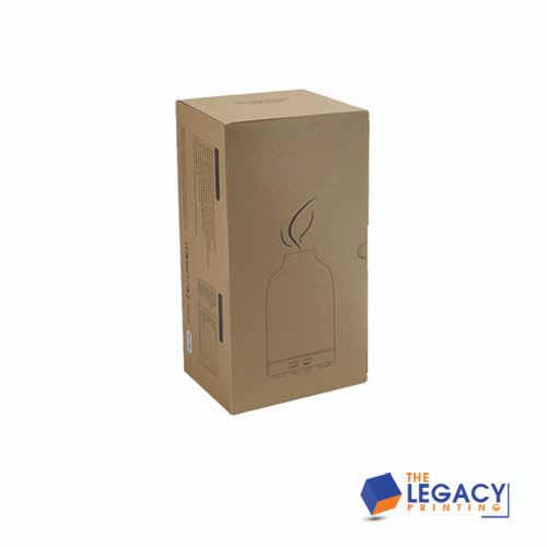 Appliances packaging boxes