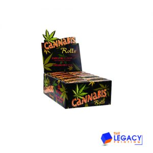 Custom Cannabis Display Boxes
