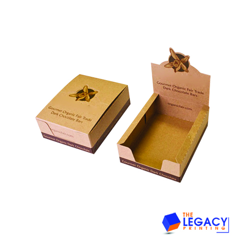 Custom Cannabis Packaging Display Boxes