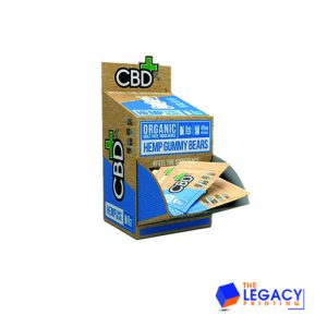 custom CBD dispensing packaging