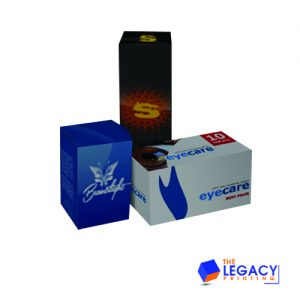 Custom Research and Diagnostic Packaging Box