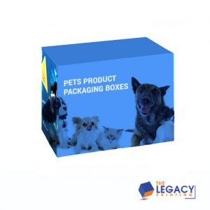Pets Products boxes