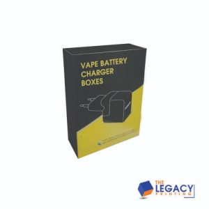 Vape charger boxes