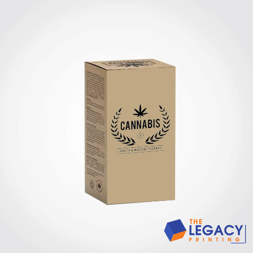 Cannabis packaging boxes