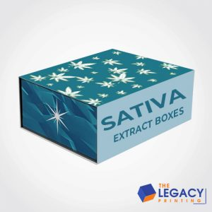 Sativa extract boxes