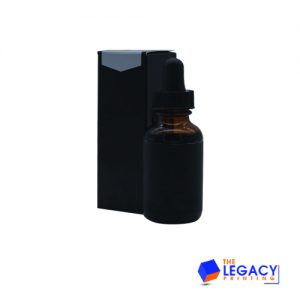 Thc bottle packaging boxes