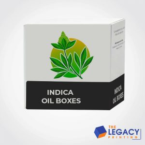 Indica oil boxes