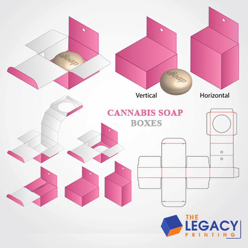 cannabis soap packaging