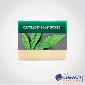 cannabis soap packaging boxes