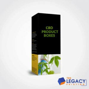 CBD Product boxes