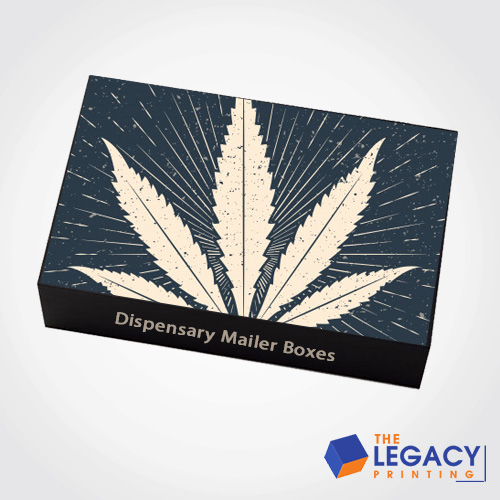 Dispensary Mailer Boxes