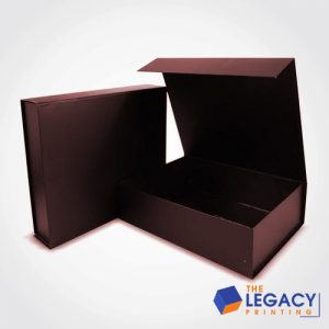 Foldable Magnetic Rigid Boxes