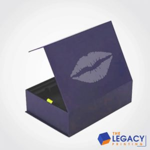 Magnetic Rigid packaging boxes
