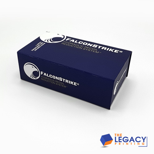 Rigid Boxes With Hinged Lids packaging