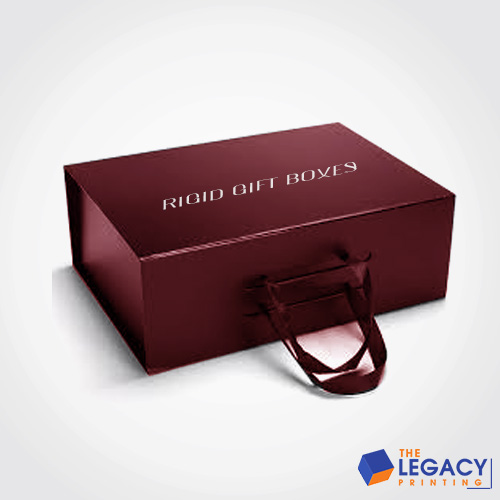 Rigid Gift packaging